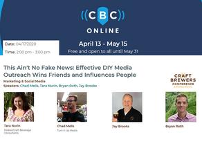 TIUM Founder, Chad Melis, TO Present at CBC Virtual Online Seminar