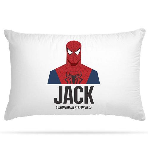 Personalised Pillowcase Superhero Style 15 Different Design