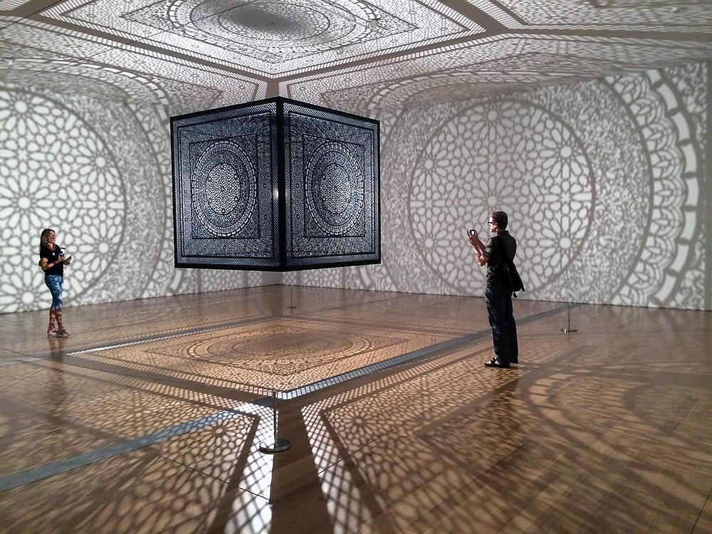 Anila Quayyum Agha. Intersections.