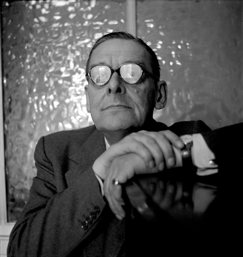 T.S. Eliot Portrait