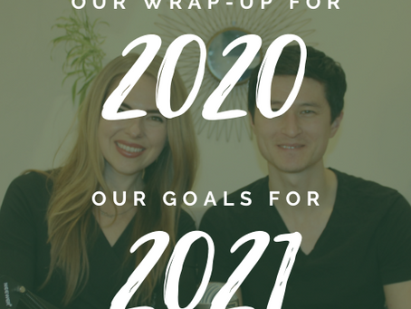 #3: Our 2020 consulting in review and 2021 in preview; and how to set your consulting goals