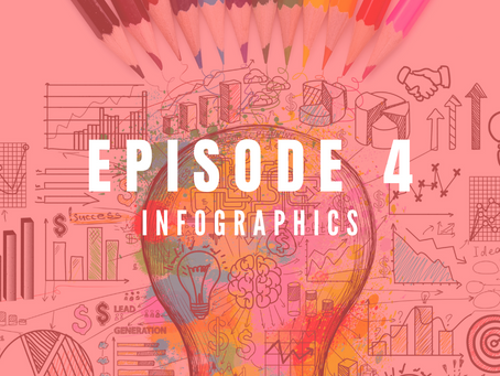 EPISODE 4: Creating infographics that inspire