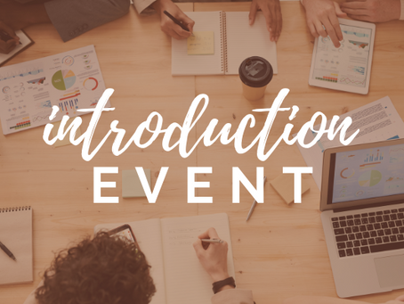 Introduction to the Impacting Consulting Hub: FIRST EVENT