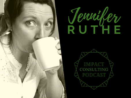 #4: Jen's journey as a charity copywriter - wearing the many hats of a freelancer