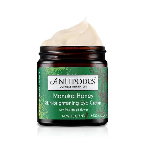 Antipodes Manuka Honey Skin-Brightening Eye Cream - 30ml