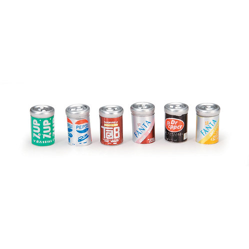 Soda Cans (6)