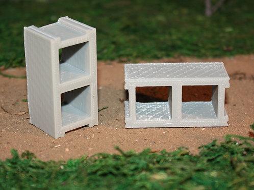Cinder Blocks (2) - Classic