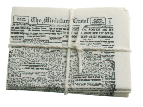 Newspapers (2 styles)