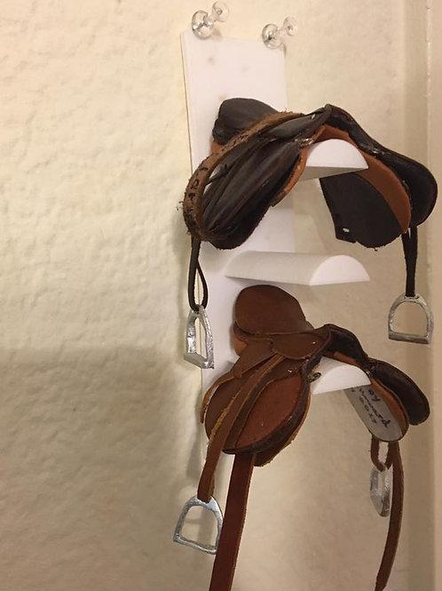 Saddle Rack (rounded) - Classic