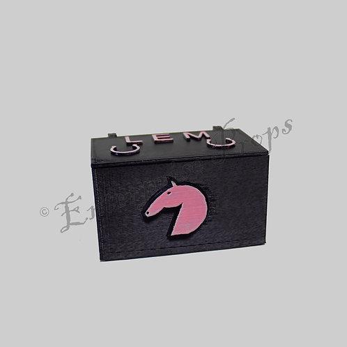 Custom Deluxe Plastic Tack Box