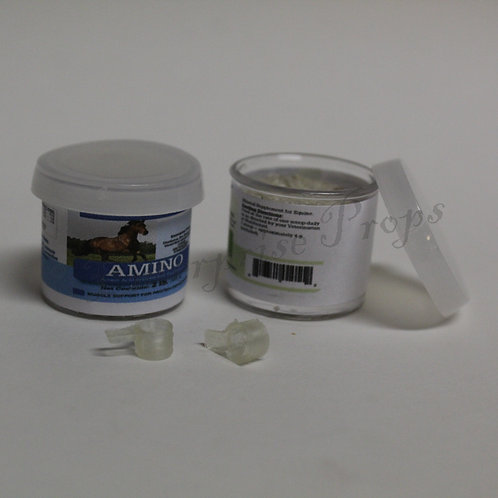 Supplement Tubs (2) - Classic
