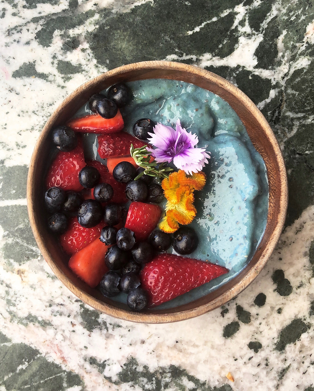Blue Algae Smoothie