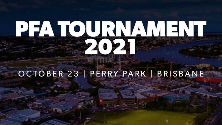 2021 Pride Football Australia Tournament