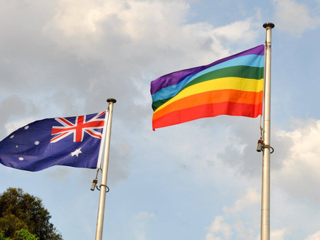 Flying the flag for LGBTI footballers