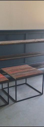 rack & coffeetable