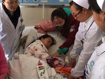 Early Detection – China California Heart Watch Mission in Yunnan Province