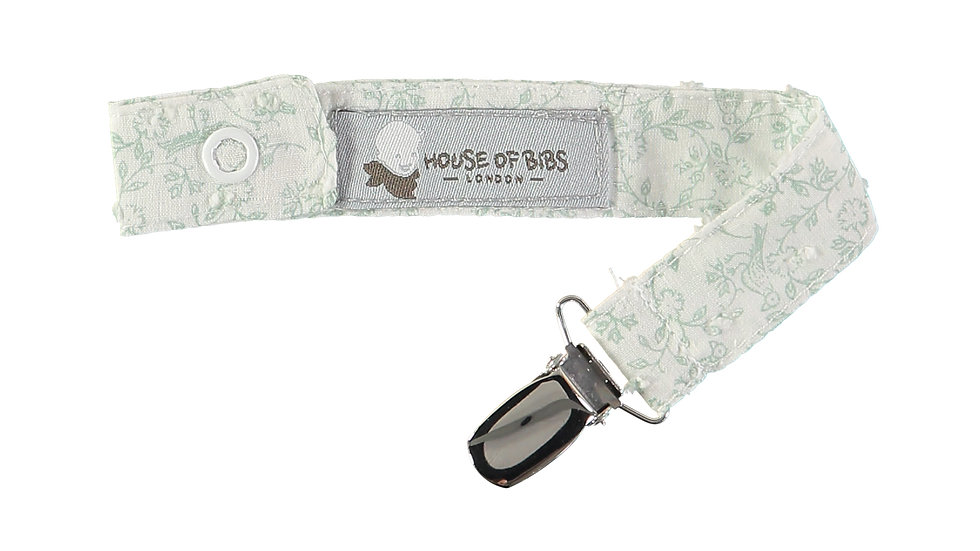 Three Little Birds Green Dummy Clip