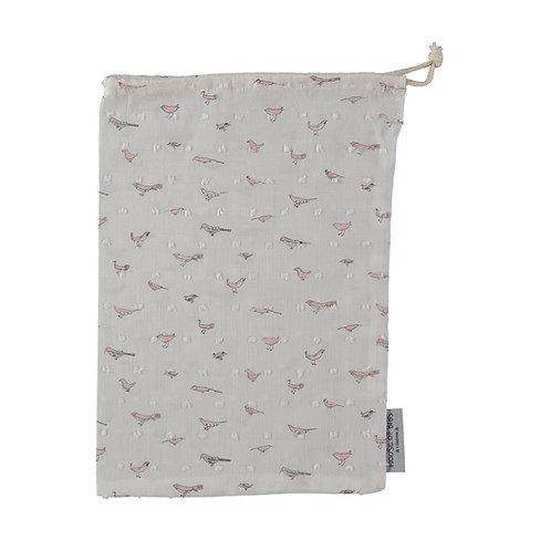 Pink Sweet Whispers Cloth Bag