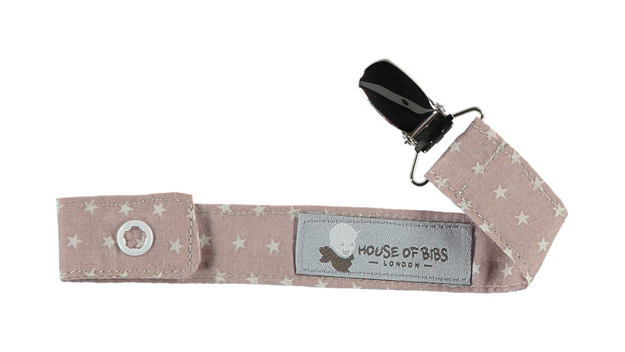 Nude Pink Stars Dummy Clip