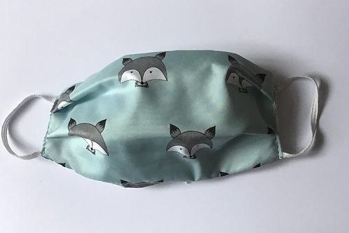 Fox Mint Face Mask