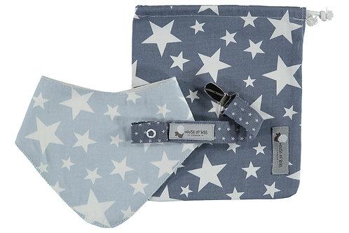 Blue Cowboy Gift Set (3 pieces)
