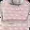 Thumbnail: Pink & White Dogs Toddler Bib