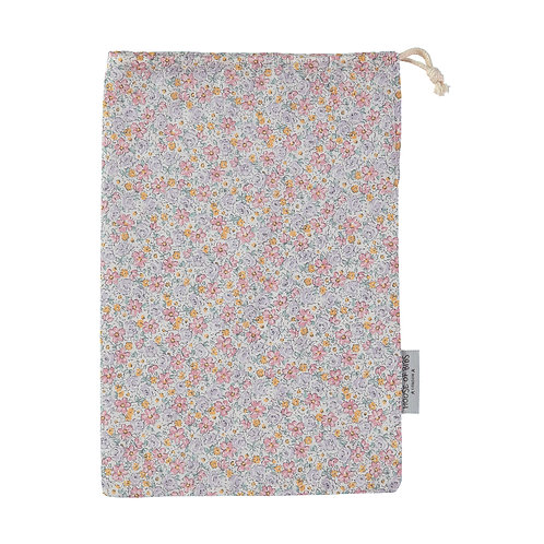 Spring Garden Cloth Bag
