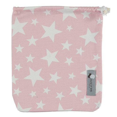 Pink Cowgirl Cloth Bag
