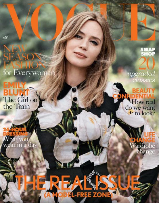 Vogue UK Nov 2016