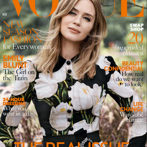 Vogue Magazine, British Edition