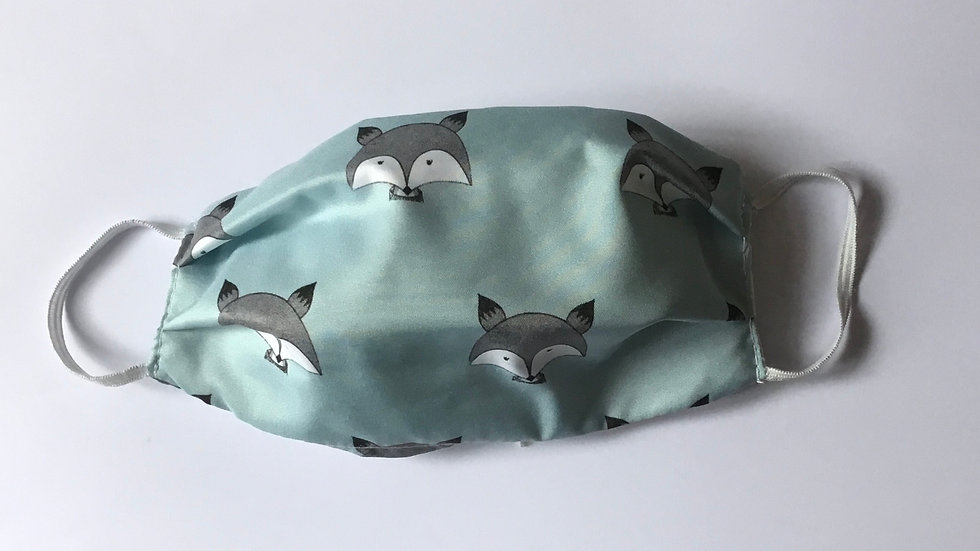 Fox Mint Face Mask