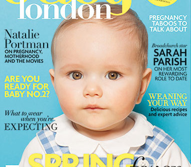 House of Bibs in the Spring Edition of Baby London Magazine