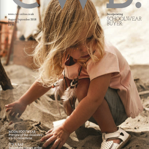 House of Bibs New Bootie Collection featured in CWB Magazine
