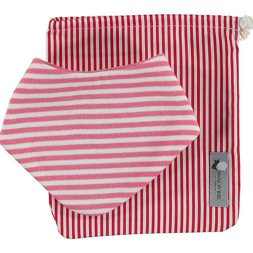 Red Stripes Gift Set (2 pieces)