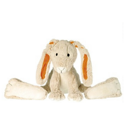 Rabbit Twine Beige & Orange