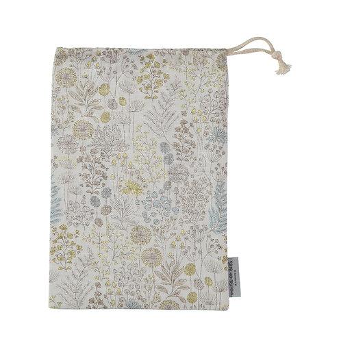Antique Flora Cloth Bag