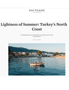 Turkey's North Aegean Coast