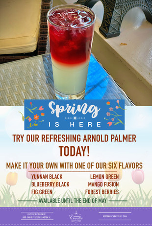 Try Our Refreshing Robert Palmer Today!