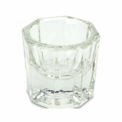 HENNA MIXING GLASS CUP