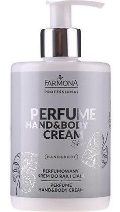 Farmona Perfume Hand&Body Cream, Silver, 300ml