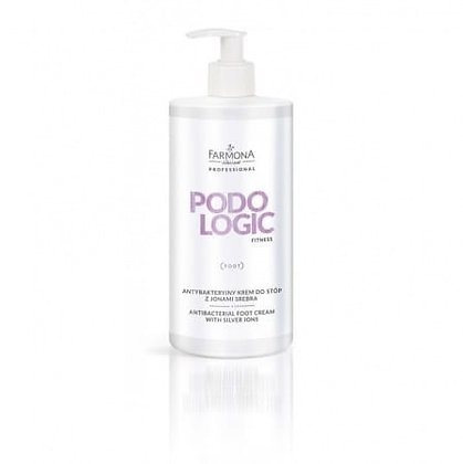 ANTIBACTERIAL FOOT CREAM WITH SILVER ION, 500ml