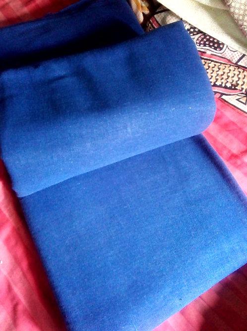 100% cotton natural indigo yarndyed by Ramdev