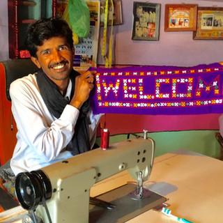 Village welcome