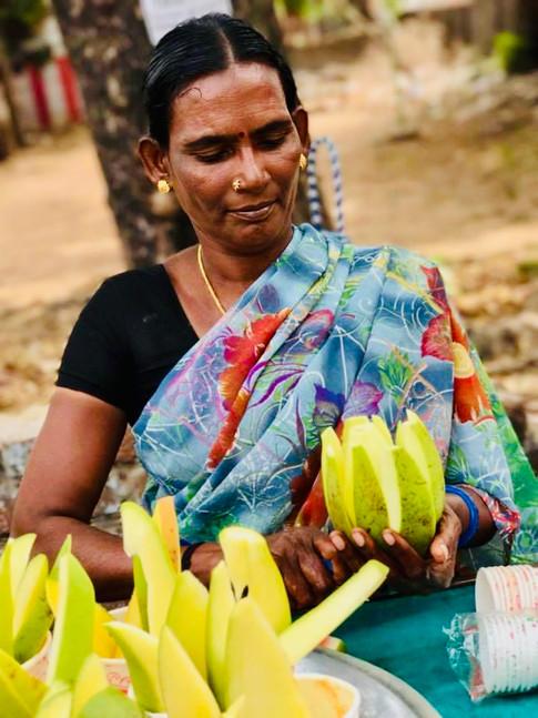Beat the heat at Mahabalipuram