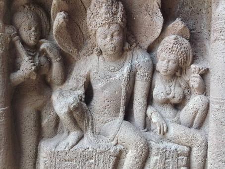 Ajanta Cave Art: for Humans or Demigods?