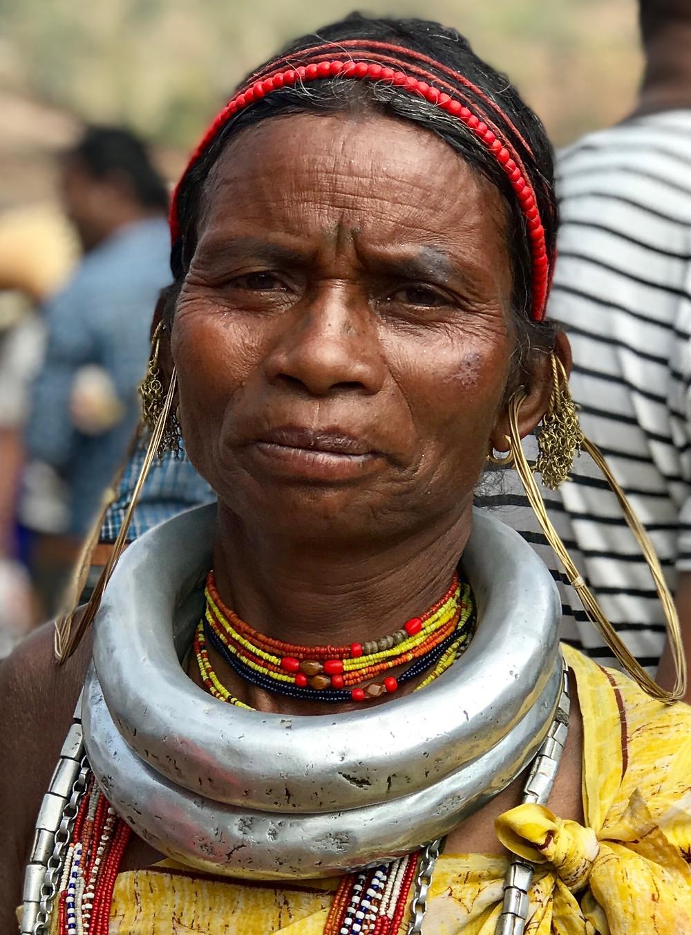 Gadaba woman