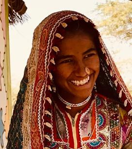 Meghwal girl