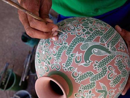 Mexico through Seven Traditional Folk Arts