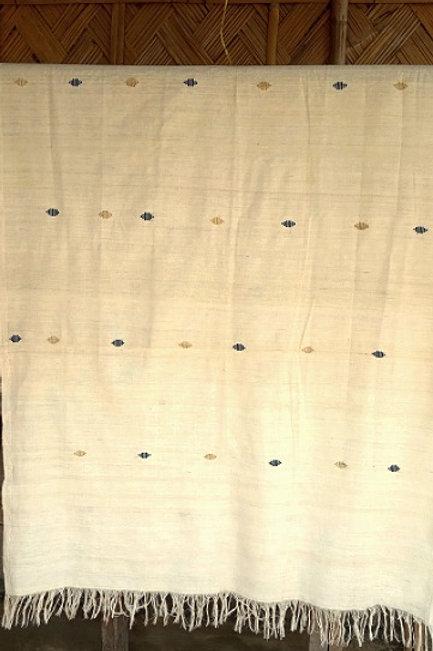 Kamrup Eri silk&cotton Stole