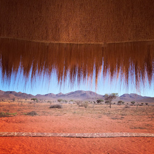 Kalahari morning